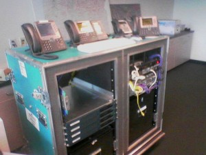 IP telefon alközpont