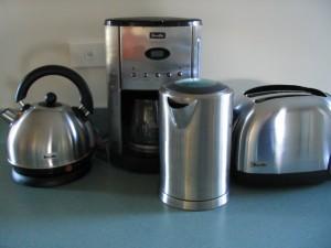 Elektronika és háztartási gépek