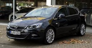 Opel autóüveg
