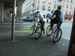 Kerékpár zár
